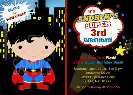 superhero party invite alesi info