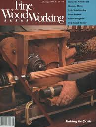 Fine Woodworking Magazine Subscription Renewal by 53 U2013july Aug 1985 Finewoodworking