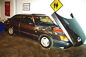 Wisconsin traveling salesman images 1989 saab 900 spg with 1 million mile donated to a museum jpg