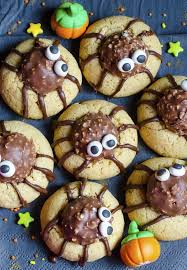Where To Buy Candy Eyes Foodista 4 Scary Spider Sweets For Halloween