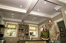 Ceiling Decoration What You Should Know Before Buying Decorative Ceiling Tiles For