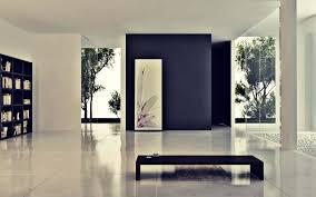 Home Interior Lights Covered In White Fabric Cushion Sofa Modern Minimalist Interior