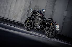 review the new harley davidson roadster bike exif