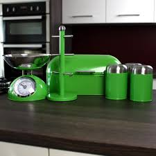 Kitchen Canisters White by 100 Green Kitchen Canister Set 100 Funky Kitchen Canisters