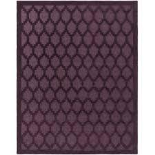 purple accent rugs purple rugs you ll love wayfair