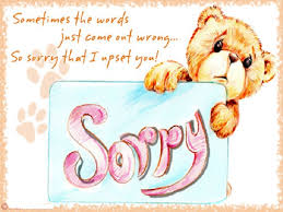 sorry cards apology and sorry cards lovely messages