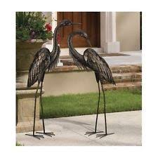 crane birds statues ornaments ebay