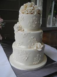 designer cakes by kate st laurent at bake shop studio wedding cake