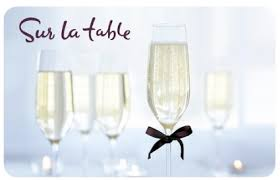 sur la table wine glasses giveaway 25 giftcard to sur la table giveaway chefdehome com