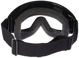 how to clean motocross goggles amazon com raider mx goggle black size automotive