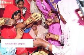 photos of some kanuri marriage traditions during wedding ceremonies
