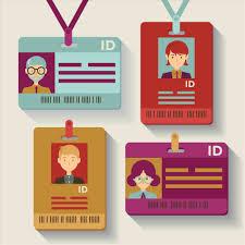 enhanced employee badge template microsoft access employee