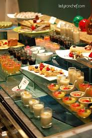 best 25 food buffet ideas on wedding food tables