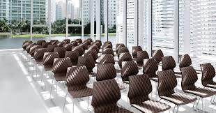 chaise salle de réunion mobilier design professionnel réunion table rond ovale