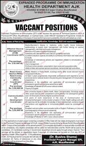 health department ajk jobs 2017 2017 jobs pakistan jobz pk