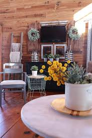 barn door side table wire plant stand side table barn door decor mounted tv and barn doors
