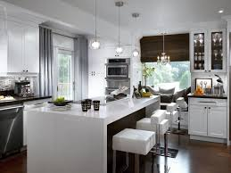Modern Kitchen Furniture Ideas White Kitchen Decorating Ideas From Hgtv Hgtv