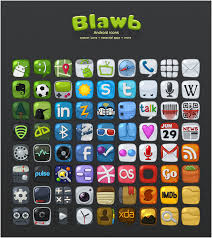 android icon pack dwnldable android icons craft tech stuff android