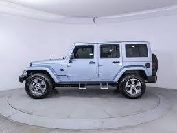 jeep arctic used 2012 jeep wrangler unlimited sahara artic edition suv for