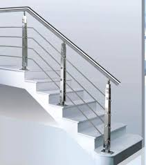 Stainless Steel Stairs Design Decoration Railing Designs Stainless Steel Staircase Design For
