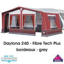 Dorema Awning Spares Dorema Daytona Bordeaux Grey Awning Fibre Tech Frame You Can