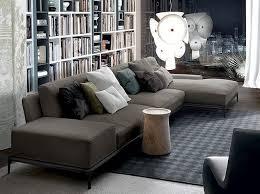 Poliform Sofa Paris Seoul Sofa With Chaise Longue Paris Seoul Collection By