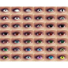 color contacts 3 pairs special cosplay contacts pinterest