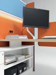 le de bureau articul bureau bench haut de gamme avec piétement design compas