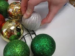 diy ornament wreath a midwestern