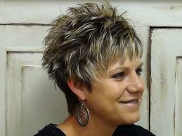 short spiky haircuts for older women short spikey hairstyles for