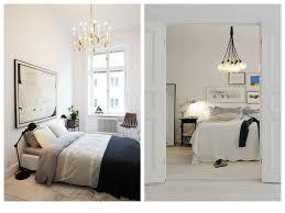 éclairage chambre à coucher chambre rustique