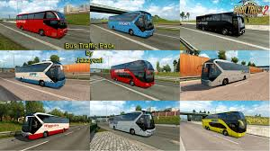 skin pack new year 2017 for iveco hiway and volvo 2012 2013 bus traffic pack v3 1 by jazzycat download ets 2 mods truck