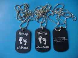 baby dog tags 94 best memorial jewellery ideas images on angel