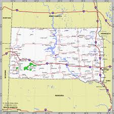 south dakota road map summer fieldtrip 2008 june 19