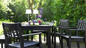 IKEA Outdoor Furniture Falster Home Round - Quality outdoor furniture
