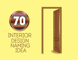 names for interior design company
