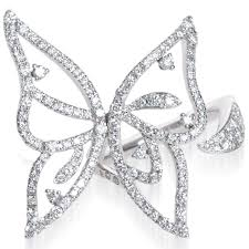 butterfly rings diamond images Bernie robbins jewelers somer 39 s point marlton newtown jpg