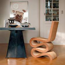 Frank Gehry Outdoor Furniture by Cardboard Chair All Architecture And Design Manufacturers