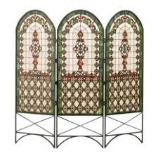 Quatrefoil Room Divider Tarnished Quatrefoil Room Divider Houzz