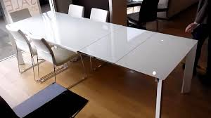 urban extendable dining table youtube