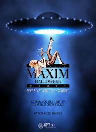 the maxim events