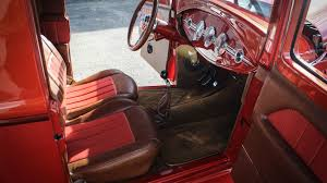 Ford Truck Interior 1930 Ford Model A Pickup T240 Indianapolis 2013
