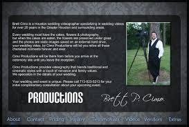 Houston Wedding Videographer Houston Wedding Video About