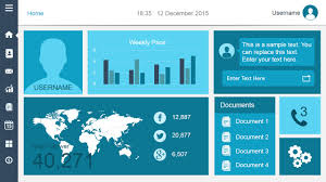 template dashboard free free dashboard templates