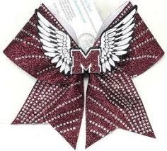 cheer bows uk bows by april cheer bows custom bows cheerleading bows