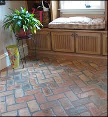 brick flooring prices patterns styles brick flooring