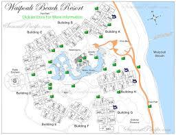 waipouli beach resort property map