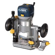gmc gr710 plunge u0026 trimmer router 1 4in 710w 240v routers