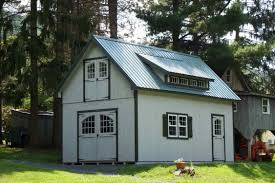 two story barn house two story garages backyard structures by