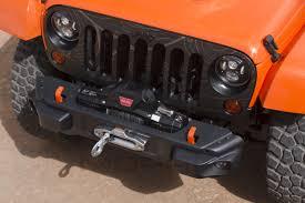 jeep wrangler front bumper 82214565ab 2007 2018 jeep wrangler rubicon x or hardrock front